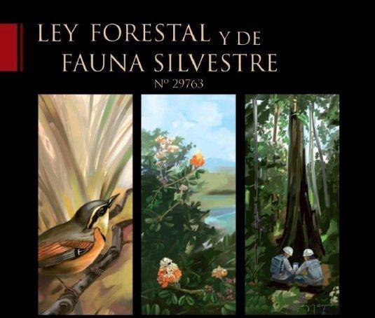 Ley Forestal - Minagri