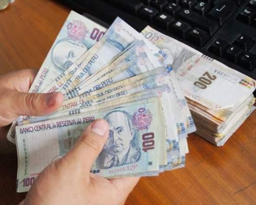 Dinero en soles. Foto: agronoticias.com