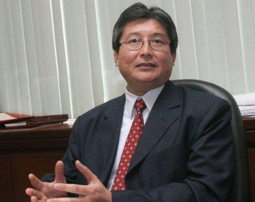 Guillermo Shinno, Viceministro de Minas. Foto: Minem
