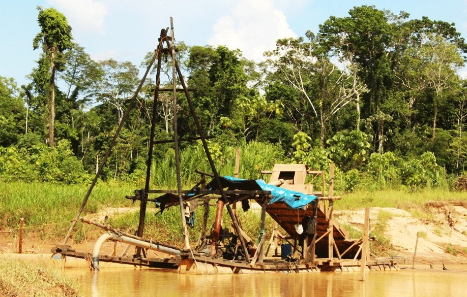 Madre de Dios: La Reserva Nacional Tambopata amenazada por la ...