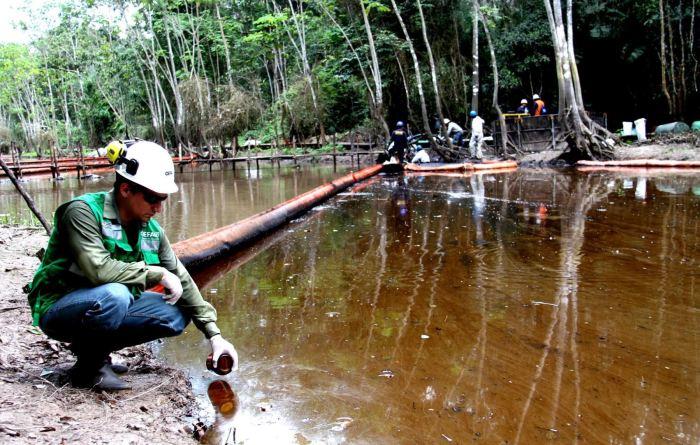 OEFA ordena realizar mantenimiento a Oleoducto Norperuano. Foto: Andina.