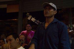 Javier Huinga, del ACP Bosque Benjamín. Ruta al Tambopata