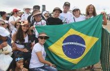 Delegaciones de extranjeros también llegaron a Madre de Dios, entre ellos brasileños y bolivianos (Foto: Jaime Tranca / SPDA).