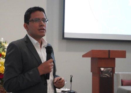 Leonel Grande, gerente ARA San Martín. Foto: Katherine Bless / SPDA