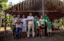 Mientras no se resuelvan estas necesidades, Boca Pariamanu no podrá continuar con la senda del desarrollo que con esfuerzo han trazado sus habitantes. Foto: Vico Méndez / SPDA