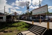 8.- Barrio Florido, el punto de entrada para la comunidad nativa Centro Arenal