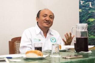 Mario Yamona, Gerente Regional de la Autoridad Regional Ambiental - ARA Loreto.