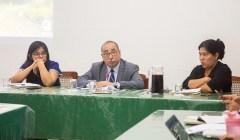 Segundo Roncal, de la Dirección General de Asuntos Ambientales del Ministerio de Transportes y Comunicaciones.