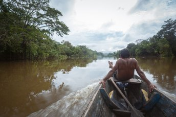 Siendo Amazonía, la ACR ofrece paisajes memorables, una de las razones por la que es destino turístico, sobre todo para quienes gustan del ecoturismo. Foto: SPDA/Spectabilis