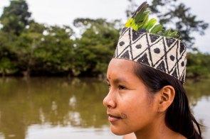 La ACR también ayuda a conservar la cultura de los pueblos Bora, Huítoto y Ocaínas. Foto: Spectabilis/SPDA