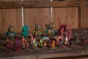 Hoy las comunidades se organizan en torno a actividades de bajo impacto para el ambiente, como la artesanía en base a chambira y el turismo. Foto: Spectabilis/SPDA