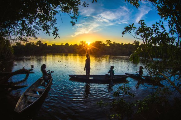 Reserva Nacional Allpahuayo Mishana. Foto: