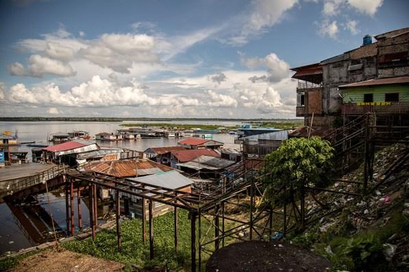 6.- Lograr la conectividad entre Iquitos y Colombia sería la principal razón que se argumenta para el desarrollo de una obra de infraestructura vial tan grande.