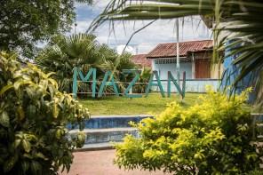 9.- Ubicado a una hora de Iquitos, navegando por el río Amazonas, se encuentra el distrito de Mazán. Es uno de los 11 distritos de la provincia de Maynas, en Loreto.