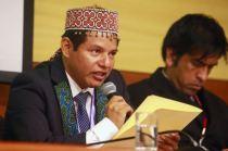 Silvio Valle, político y líder shipibo-konibo, llegó a ser alcalde del distrito de Masisea en Ucayali. Foto: Andina