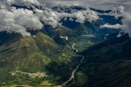 Urusayhua, La Convencion Cusco Peru. Foto: Diego Perez R.