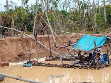 Zona de Amortiguamiento de la Reserva Nacional Tambopata. Foto: FEMA