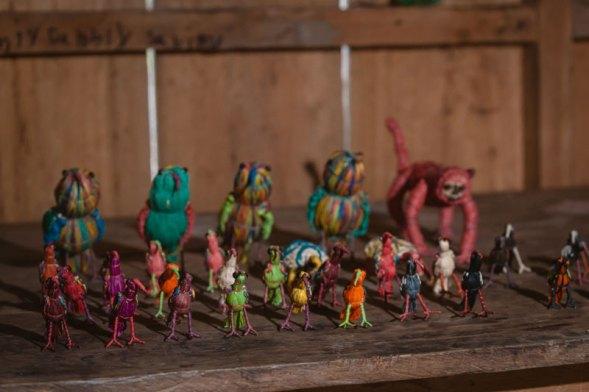 Artesanías en chambira. Foto: SPDA /Spectabilis