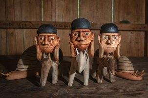 Artesanías en madera. Foto: SPDA /Spectabilis