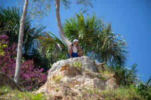 Peregrino Shanocua Chaeta, comunicador de la comunidad nativa Palma Real. Foto: Vico Méndez / SPDA