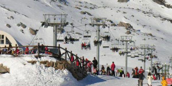 Trabajar en Invierno: estaciones de esquí