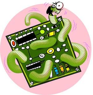 Gusano Cambia el Password del root en el iPhone, por el nuevo peligro de los gusanos