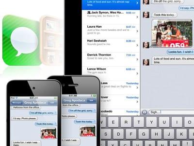 imessages iMessages, iTunes Match y FaceTime vuelven a sufrir caídas