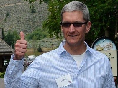 tim cook Blue Sky: un proyecto para mantener satisfechos a los empleados de Apple