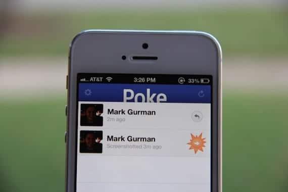 img 5539 Facebook lanza la aplicación Facebook Poke para iPhone