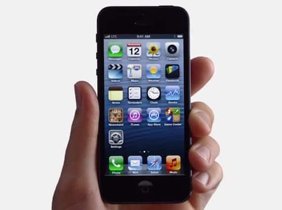 iphone 5 141 Time nombra al iPhone 5 Gadget del año