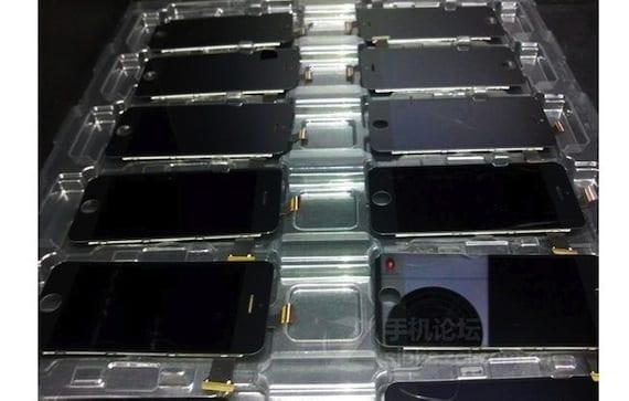 Un nuevo clon del iPhone 5 se está cocinando en líneas de montaje