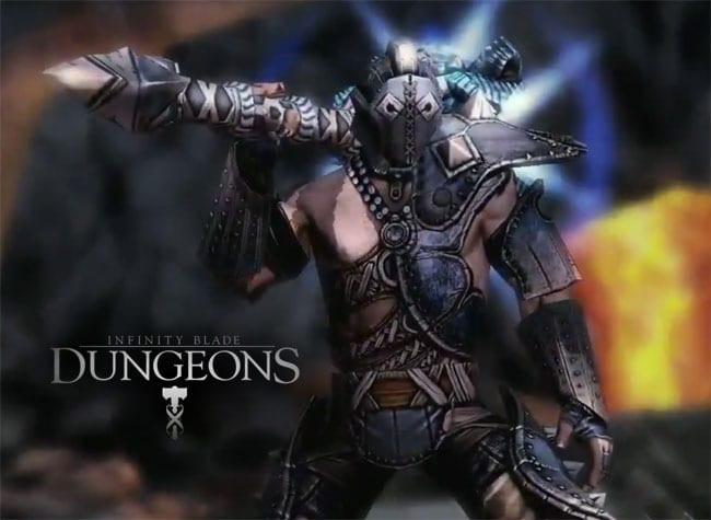 infinity blade dungeons Paralizado el desarrollo de Infinity Blade: Dungeons