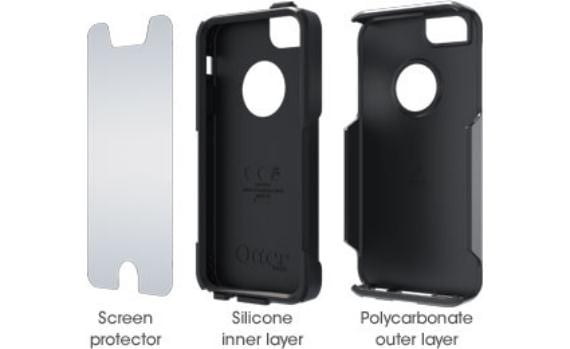 productGrid 5 Com Review funda Otterbox Commuter: dos capas de protección para iPhone