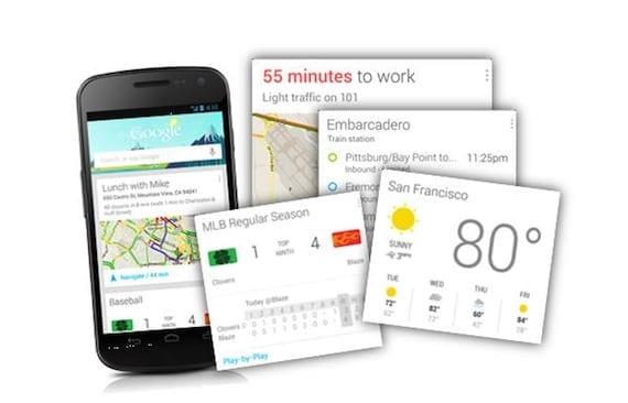 Google Now está a la espera de que Apple la apruebe