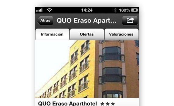 ihotel1 iHotel, una app para reservar hoteles desde tu iPhone