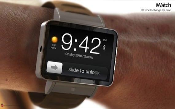 iwatch El iWatch de Apple podría retrasarse hasta el 2014