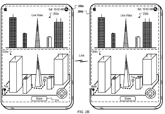 patente realidad aumentada Apple patenta un sistema de realidad aumentada