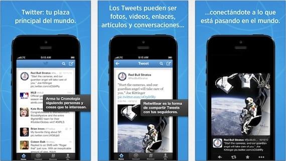 twitter iphone Twitter para iPhone se actualiza con mejoras en las búsquedas