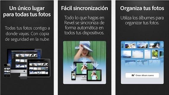 adobe revel Adobe Revel se actualiza con soporte para AirPlay y presentaciones