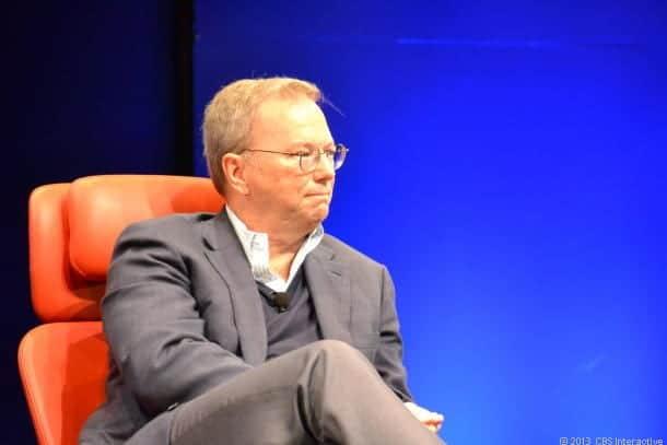 eric schmidt Eric Schmidt: nos gustaría que Apple utilizara nuestros mapas