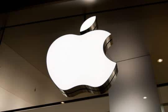logo de apple Apple da marcha atrás y no acepta el veredicto en un juicio de patentes