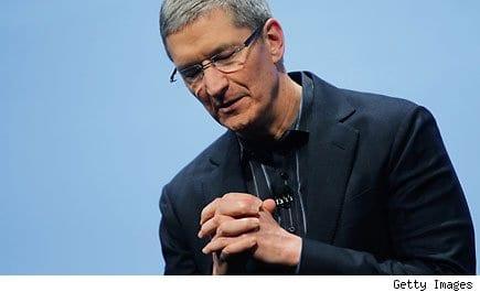 tim cook se disculpa Tim Cook se disculpa públicamente por las garantías de Apple en China