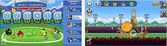 angry birds friends Pronto podremos continuar nuestra partida de Angry Birds desde cualquier dispositivo