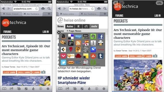 icab mobile El navegador iCab Mobile se actualiza con muchas novedades
