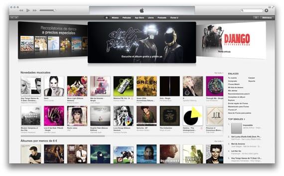 itunes store 40 dólares es la media que suelen gastar los usuarios en iTunes