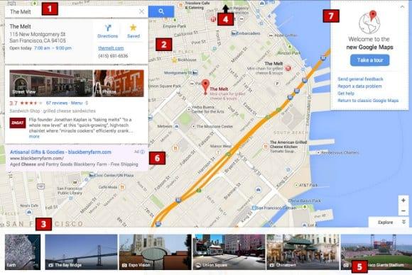 nuevos mapas de google Google está trabajando en un rediseño de Google Maps