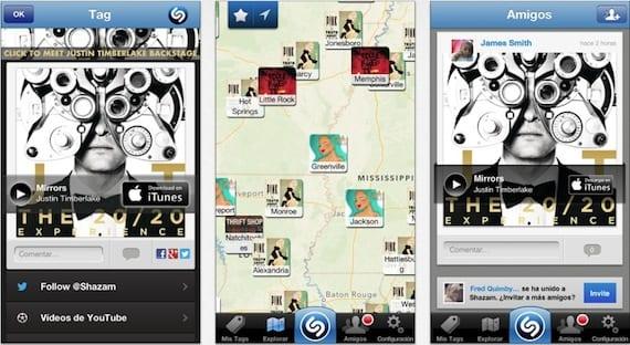 shazam Shazam alcanza la versión 6.0 con muchas novedades