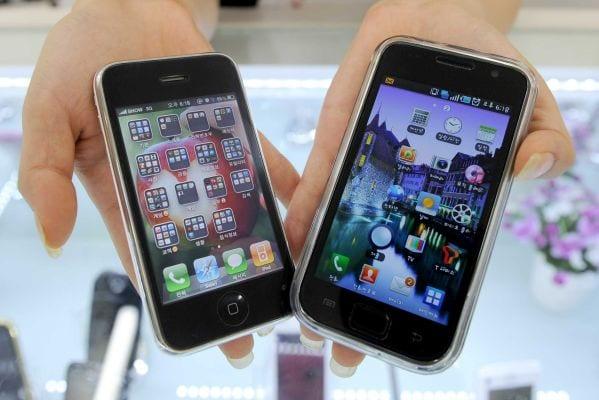 apple vs samsung Apple gana una demanda contra Samsung en Japón