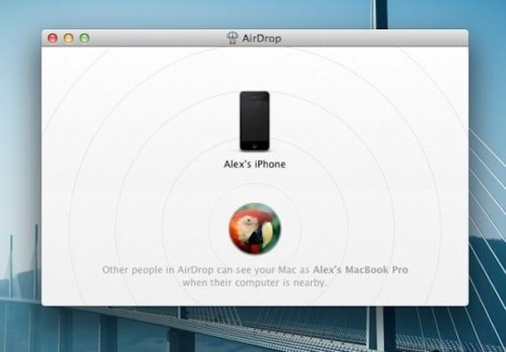 c854e airdrop ios6 Apple prodría incluir AirDrop en iOS 7