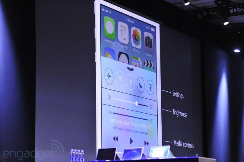 ios 7 Las diez novedades en iOS 7